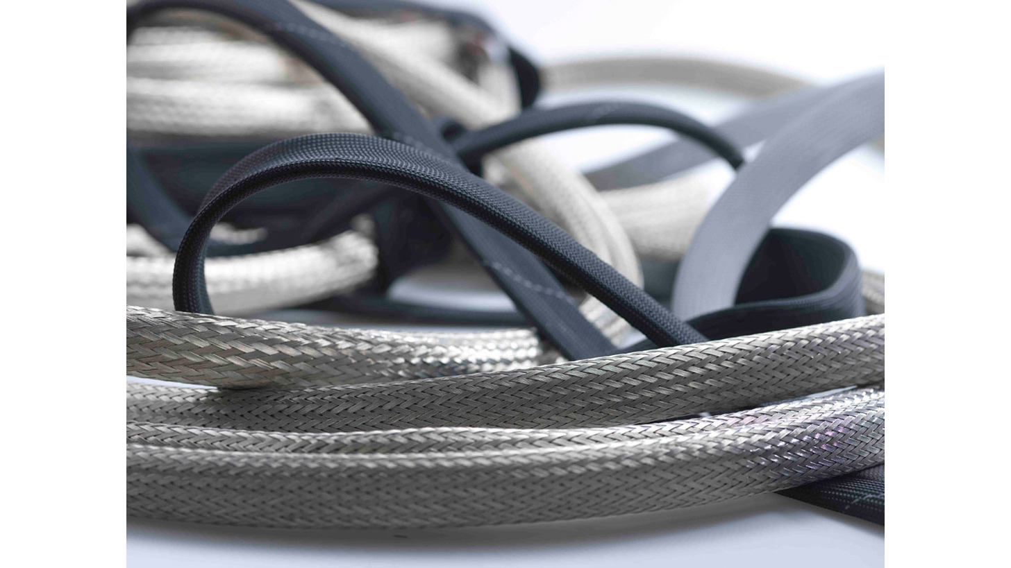 Logo Braided Cable Sleevings