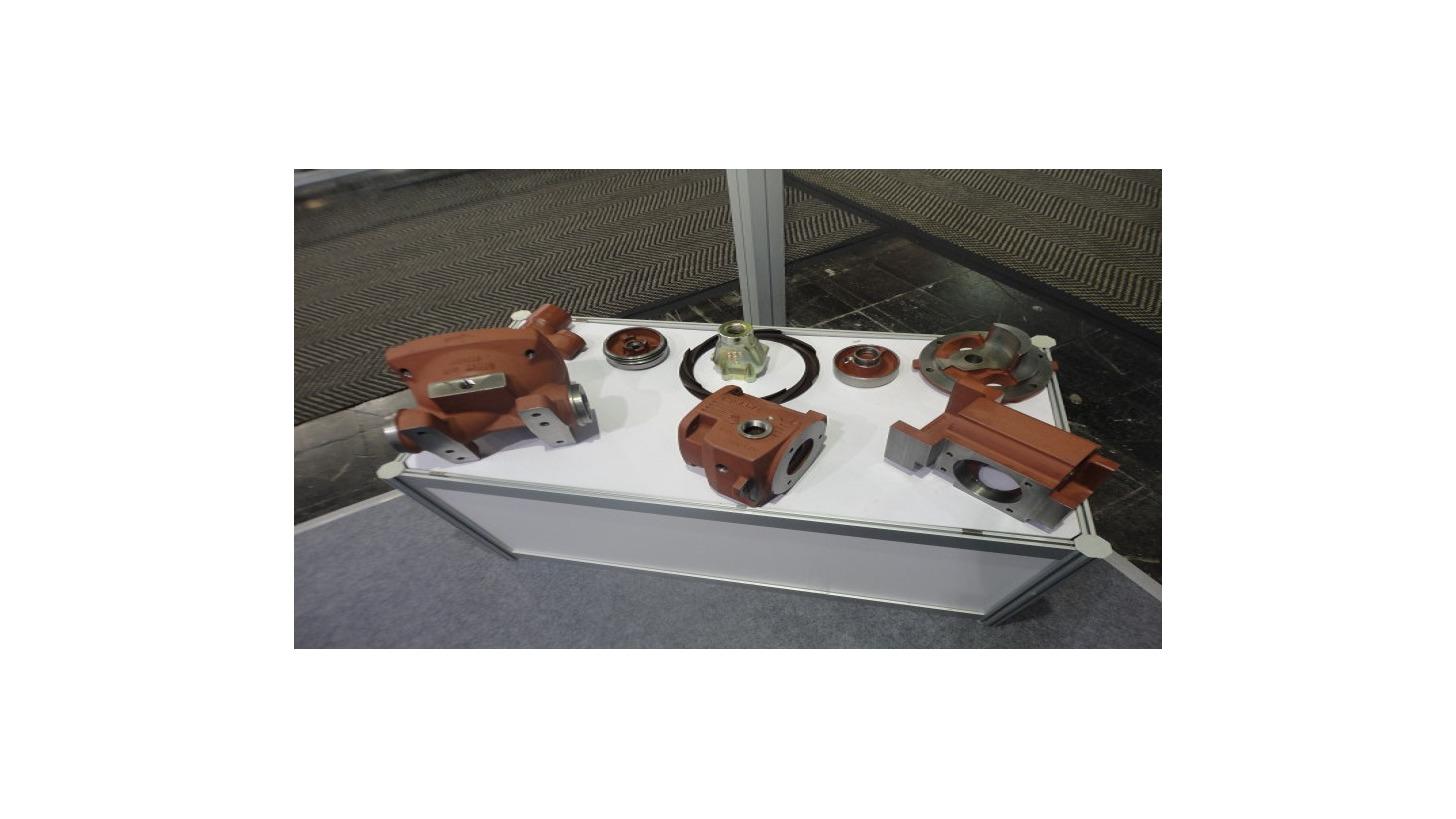 Logo Pump components