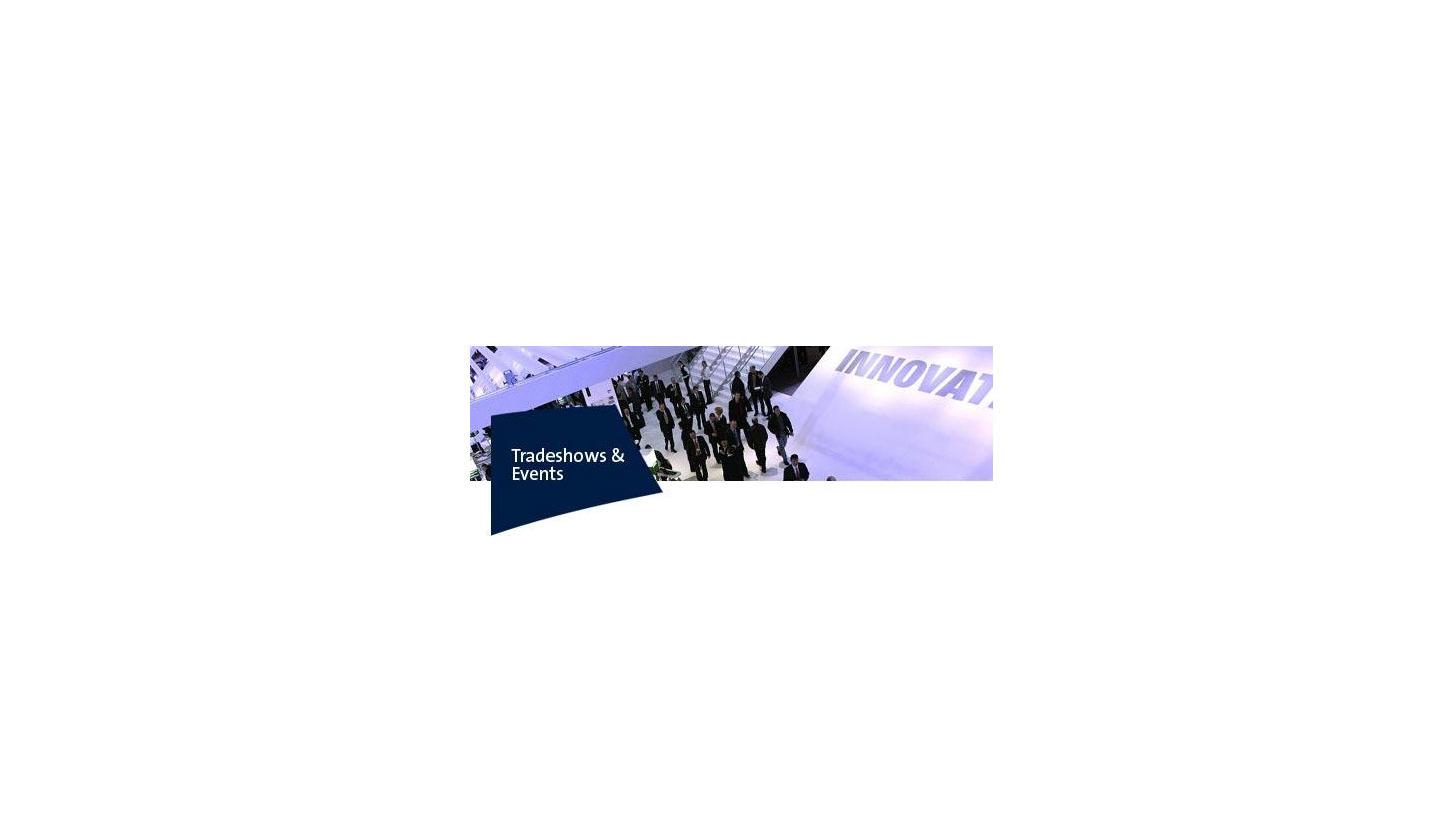 Logo Trade shows