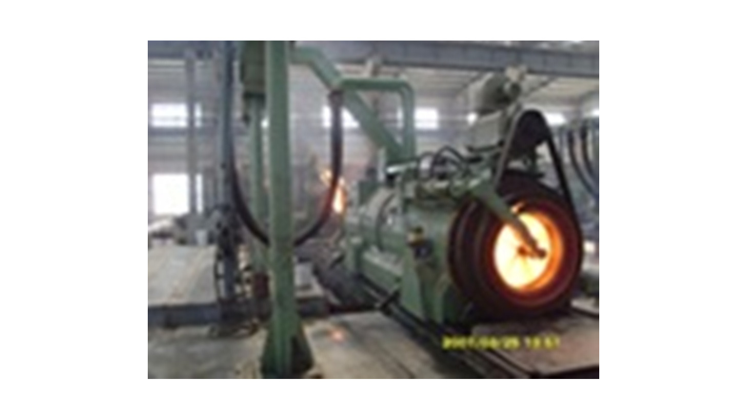 Logo Water Cooled Metal Casting Machine