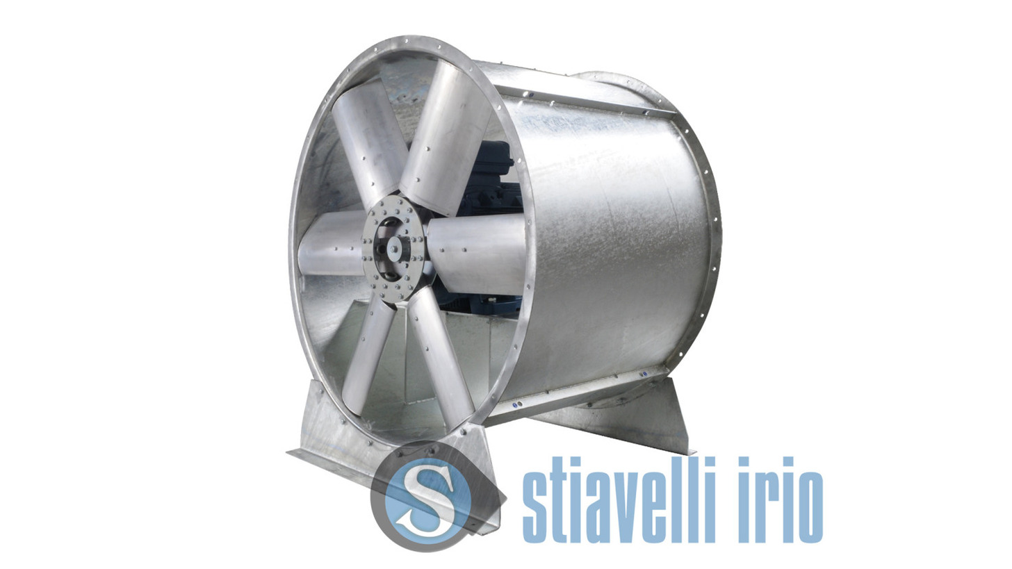 Logo Custom Industrial Fans