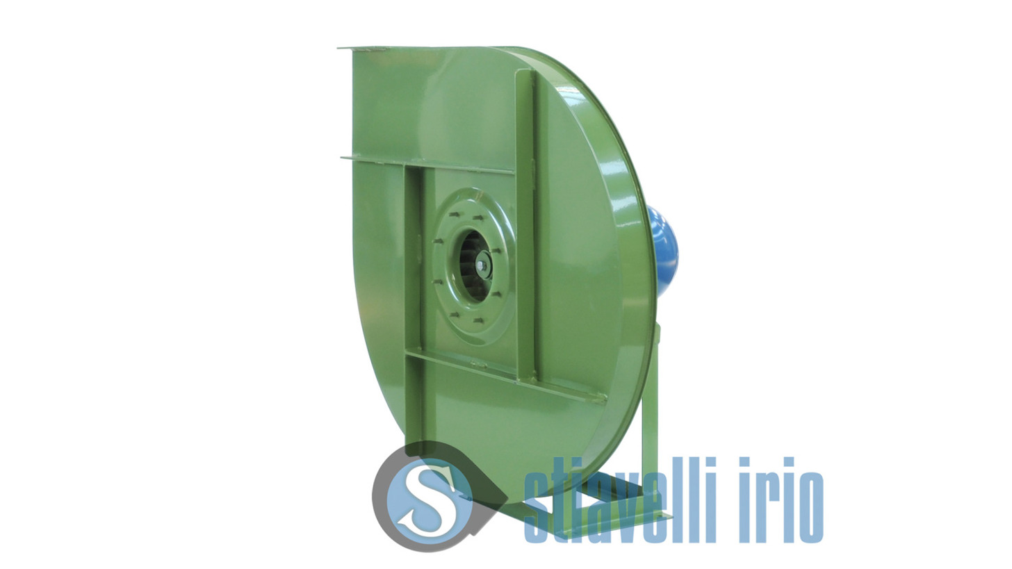 Logo Industrial High Pressure Fan