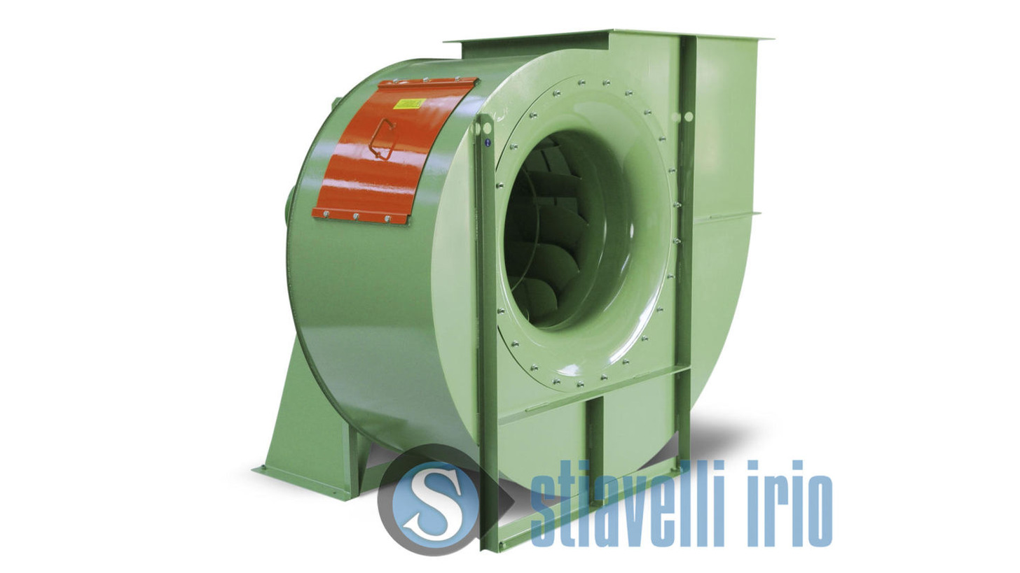 Logo Industrial Centrifugal Low Pressure Fans
