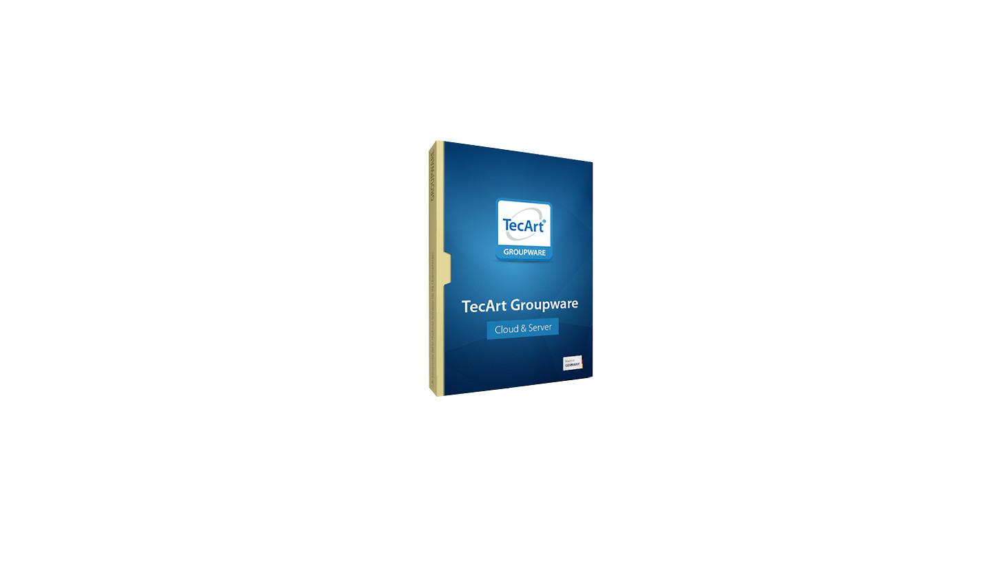 Logo TecArt Groupware