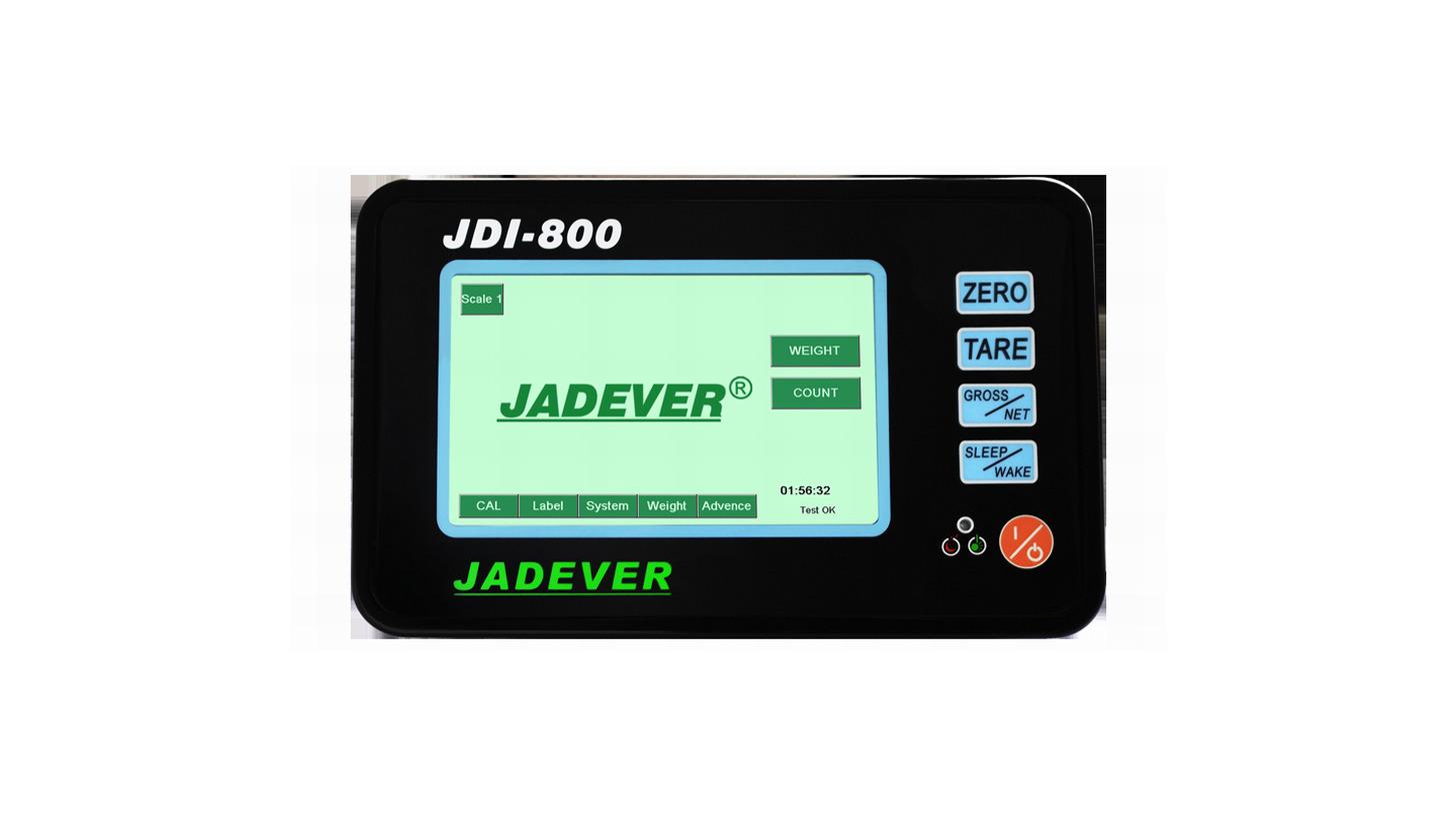 Logo JDI-800 intelligent indicator