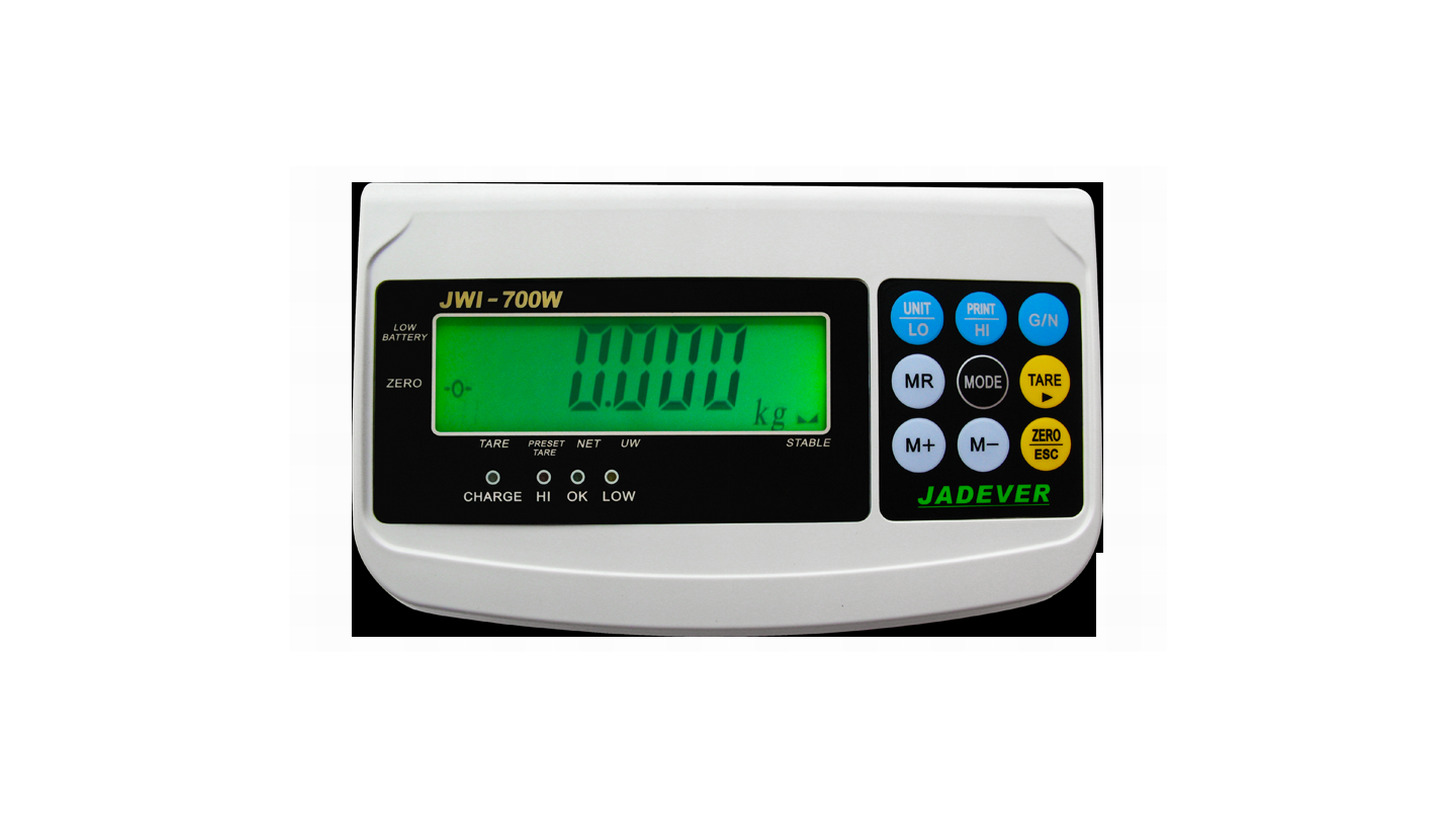 Logo JWI-700W Weighing Indicator