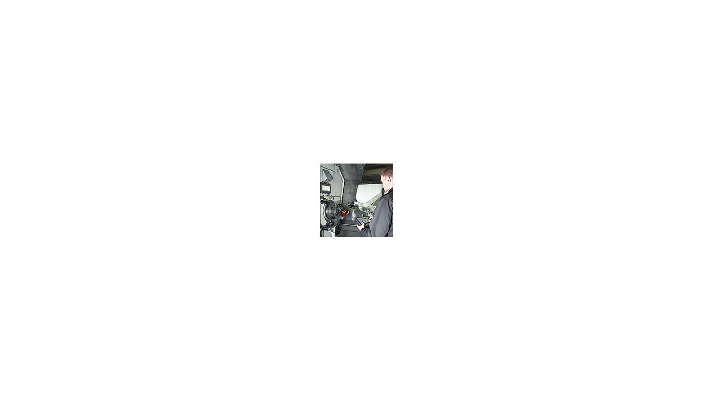 Logo Easy-Laser® E940 Werkzeugmaschinensystem