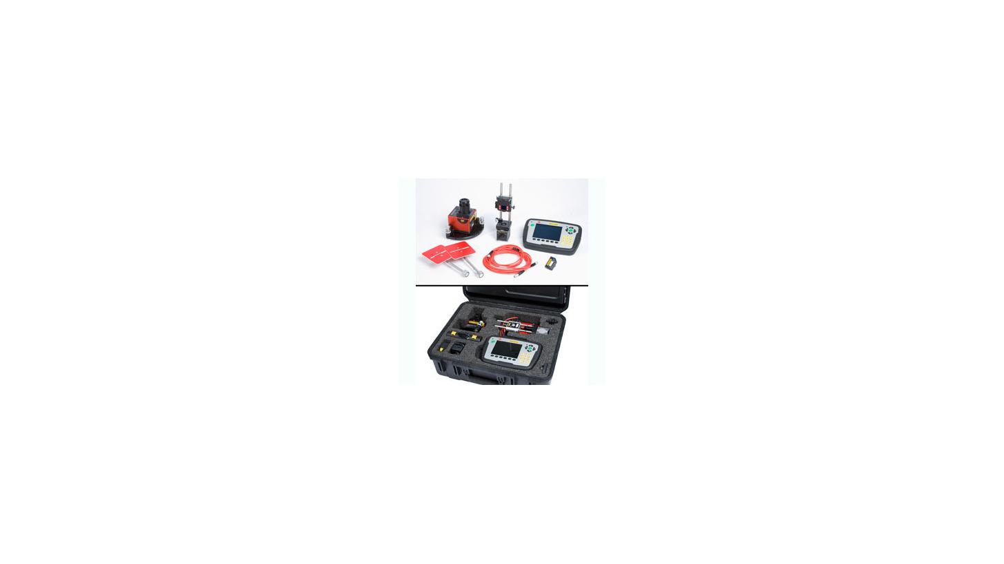 Logo Easy-Laser® E915 Flange flatness