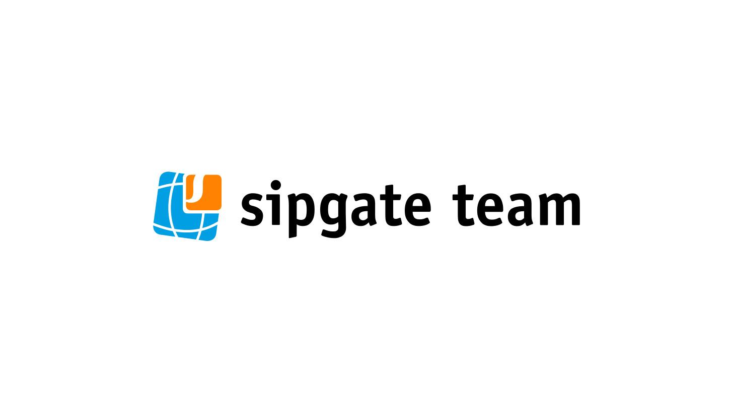 Logo sipgate team