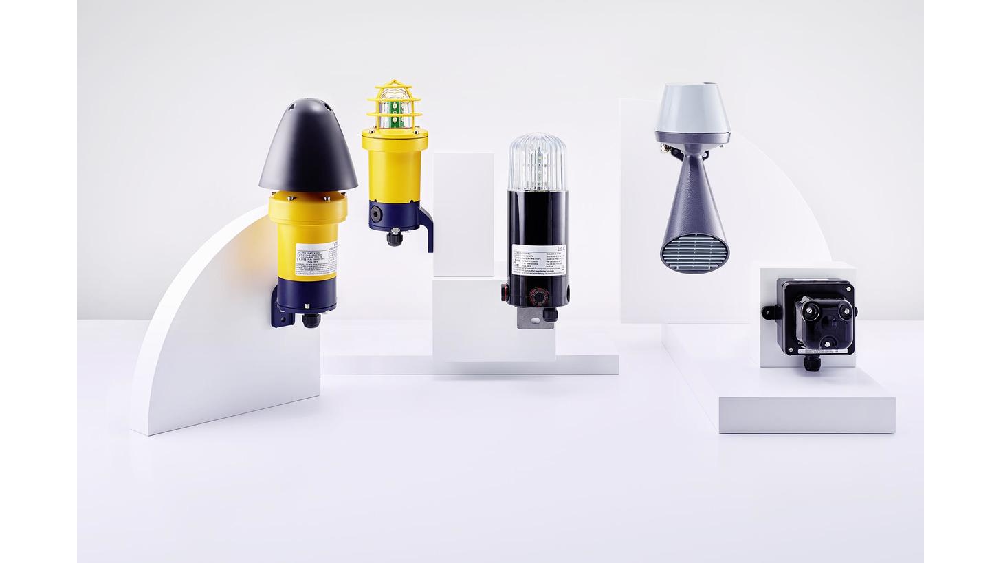 Logo Explosion-proof Signalling Equipment