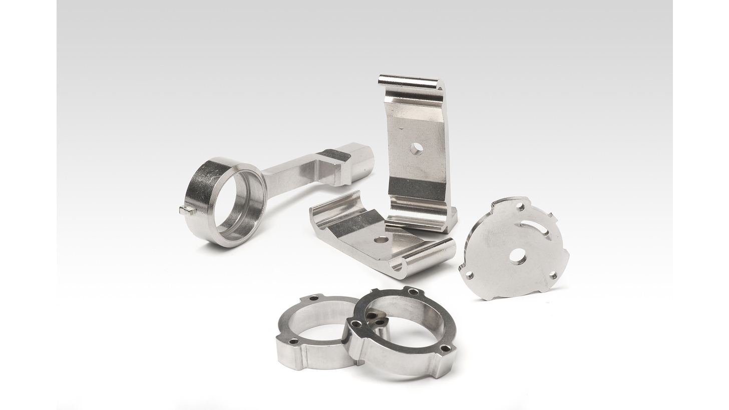 Logo Stainless Steel Sintered Components