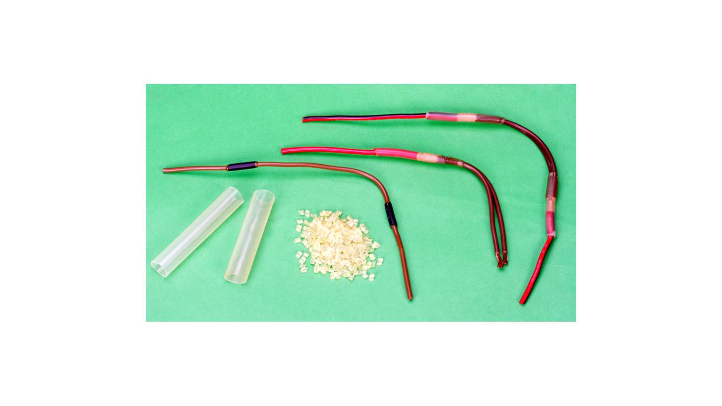 Logo A1 Wire splice heat shrink tube