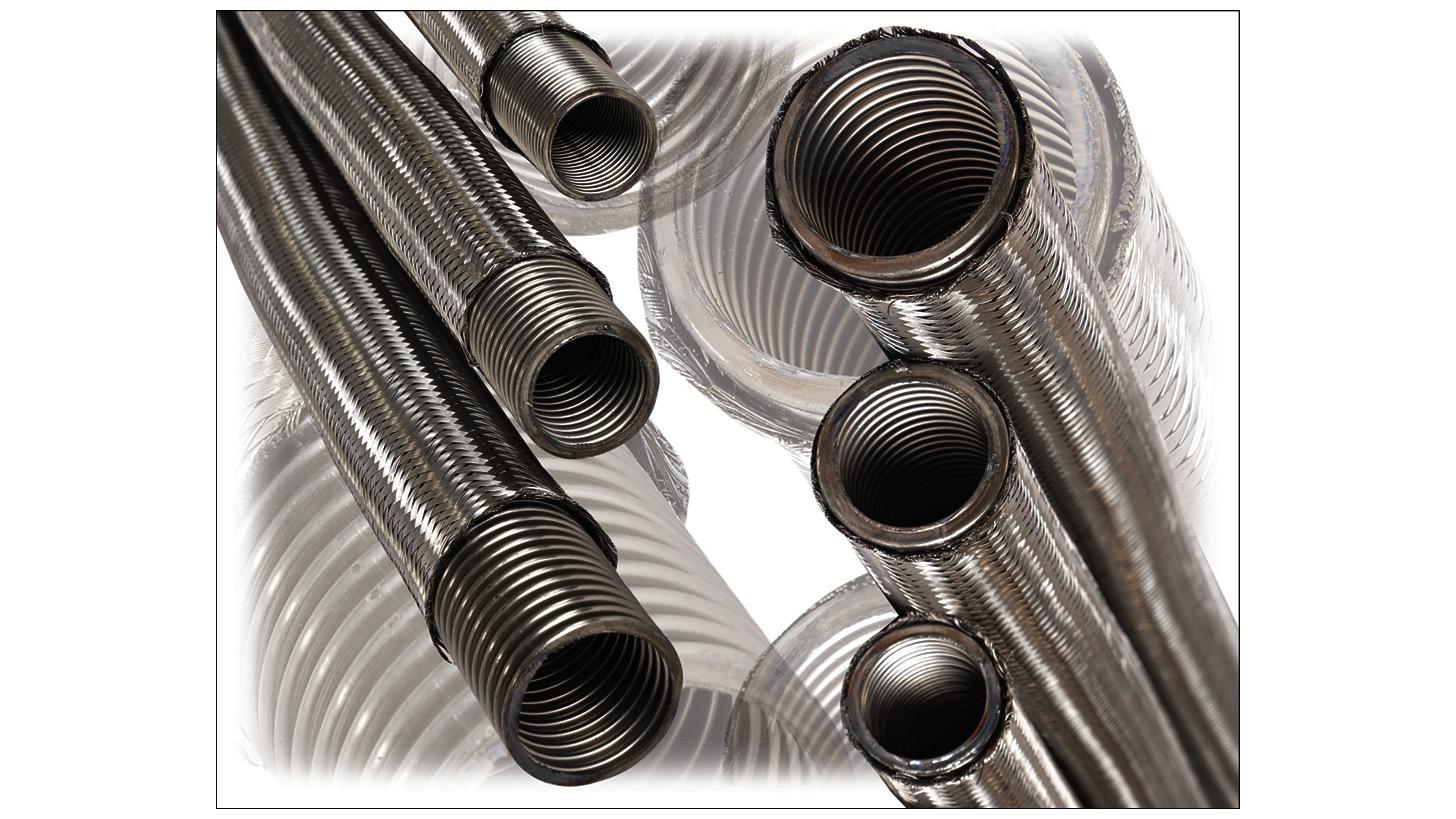 Logo Tubular braids for covering & shielding