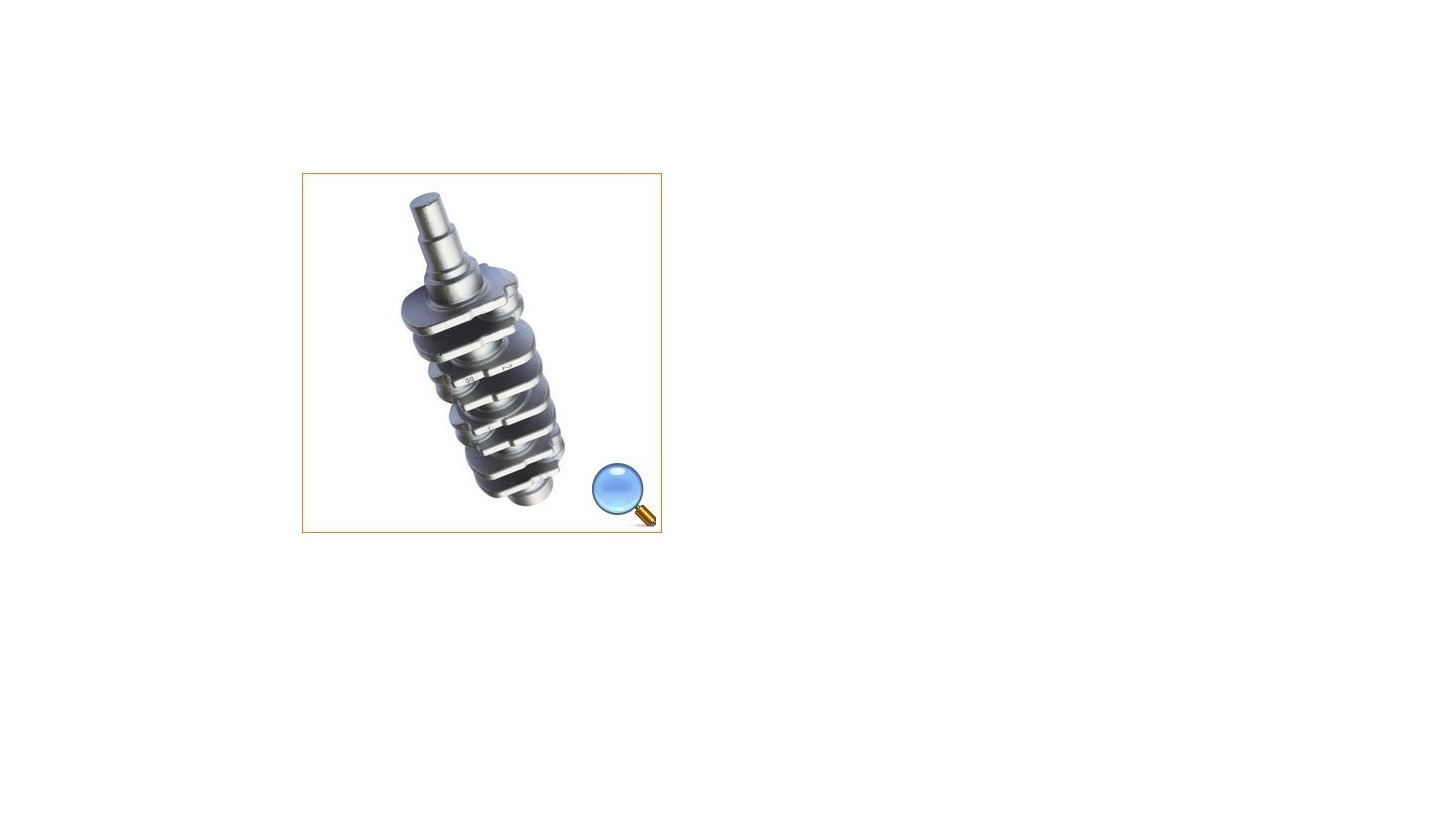 Logo Single cylinder shaft