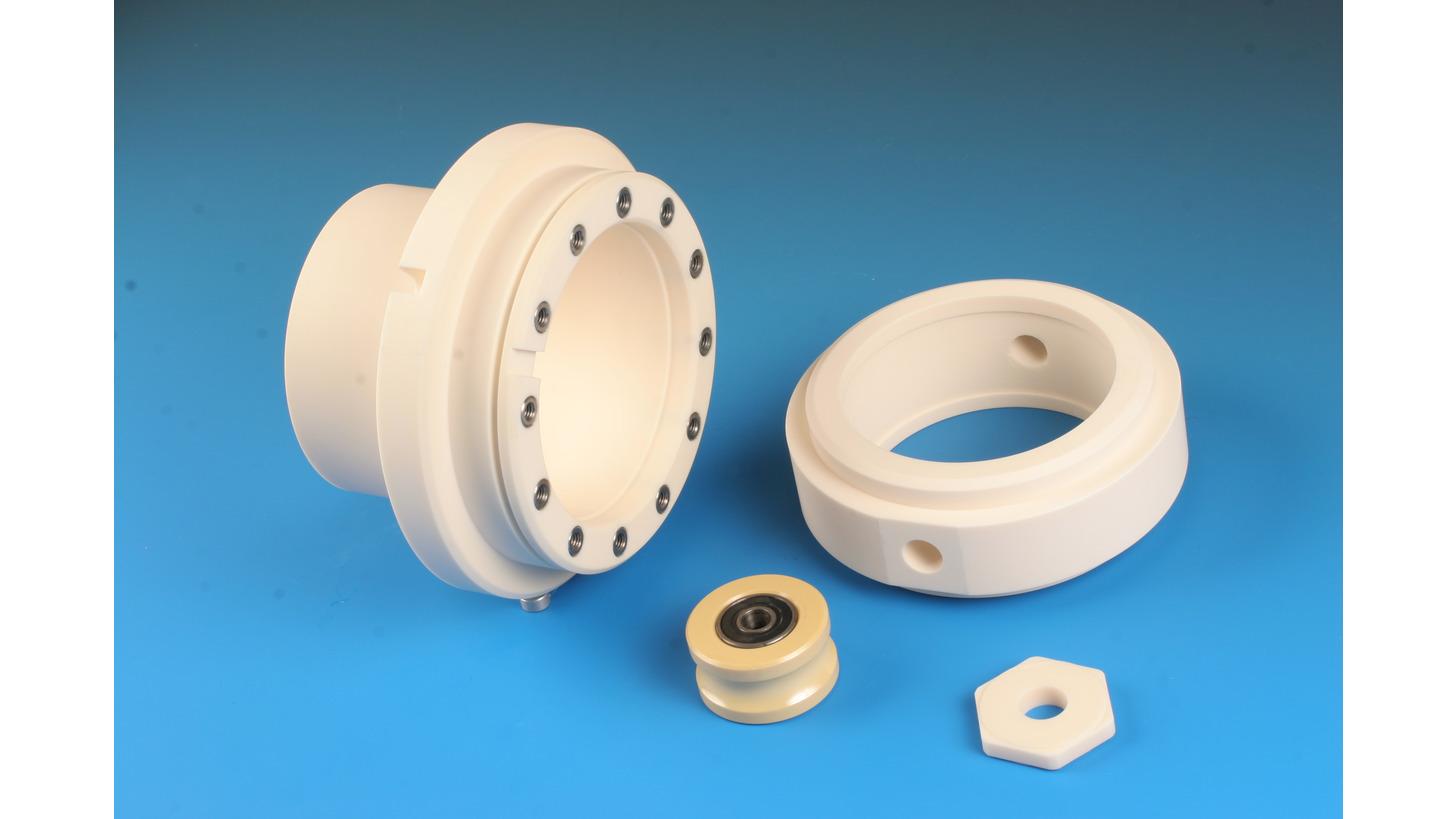Logo Technical ceramics - precision parts