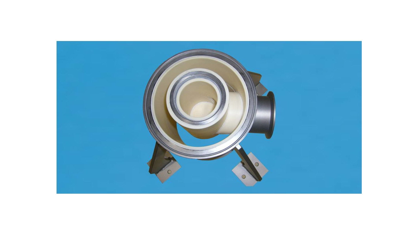 Logo Ceramic Parts for Wear Protection