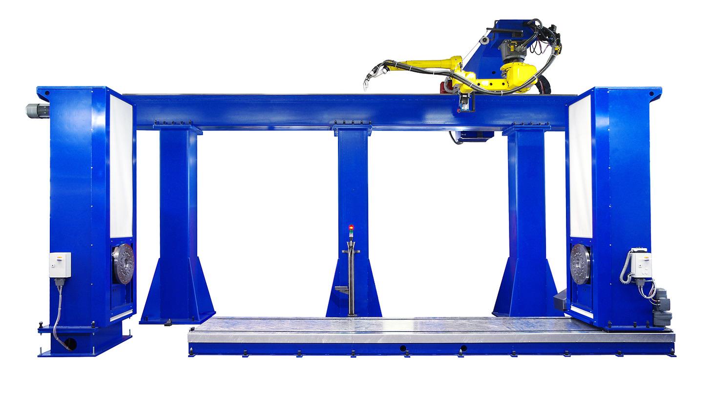 Logo Complete robot solution for welding