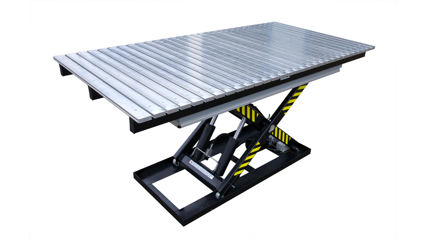 Logo Lifting welding tables