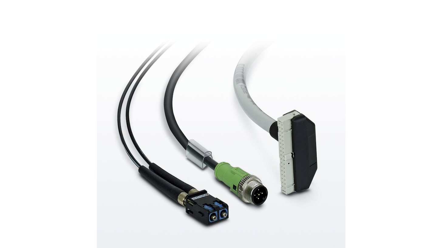 Logo Cables and connectors