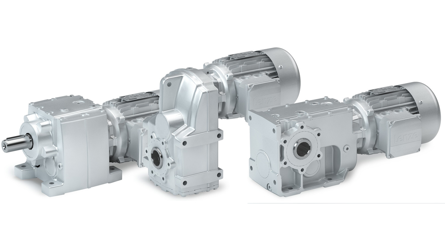 Logo g500-S shaft-mounted helical gearboxes