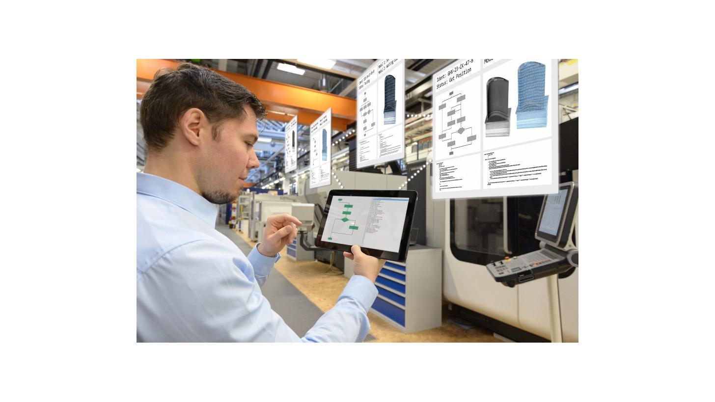 Logo Smart Manufacturing Network