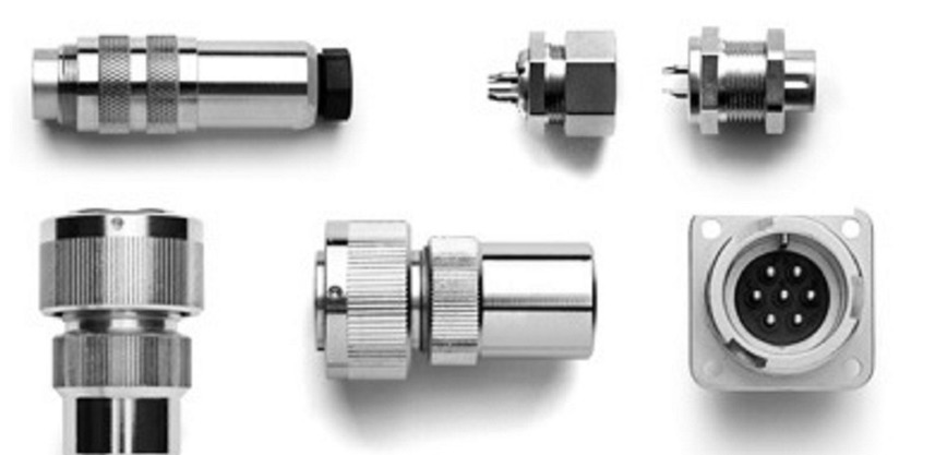 Logo Circular Connectors