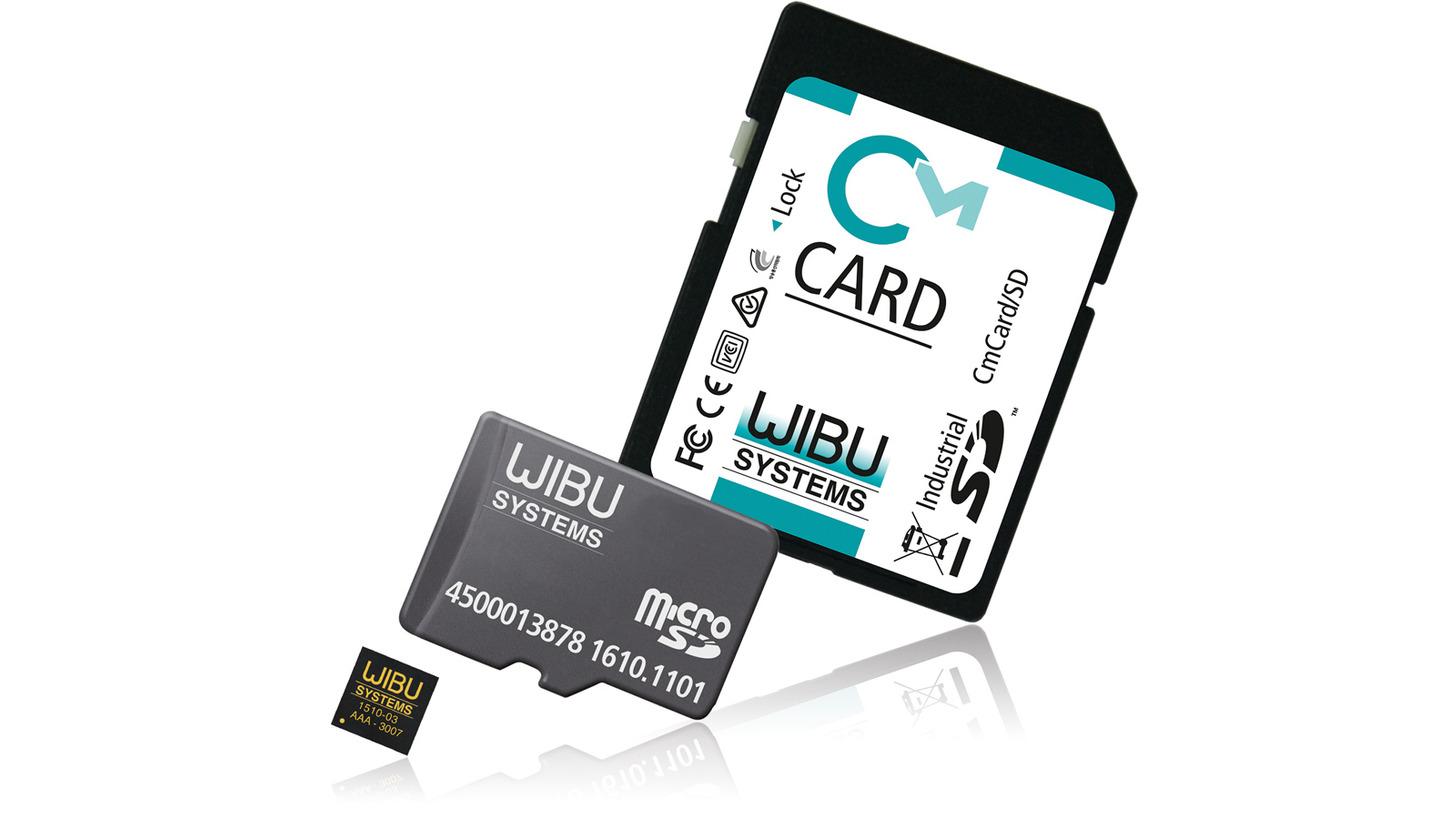 Logo CmCard/SD und CmCard/microSD