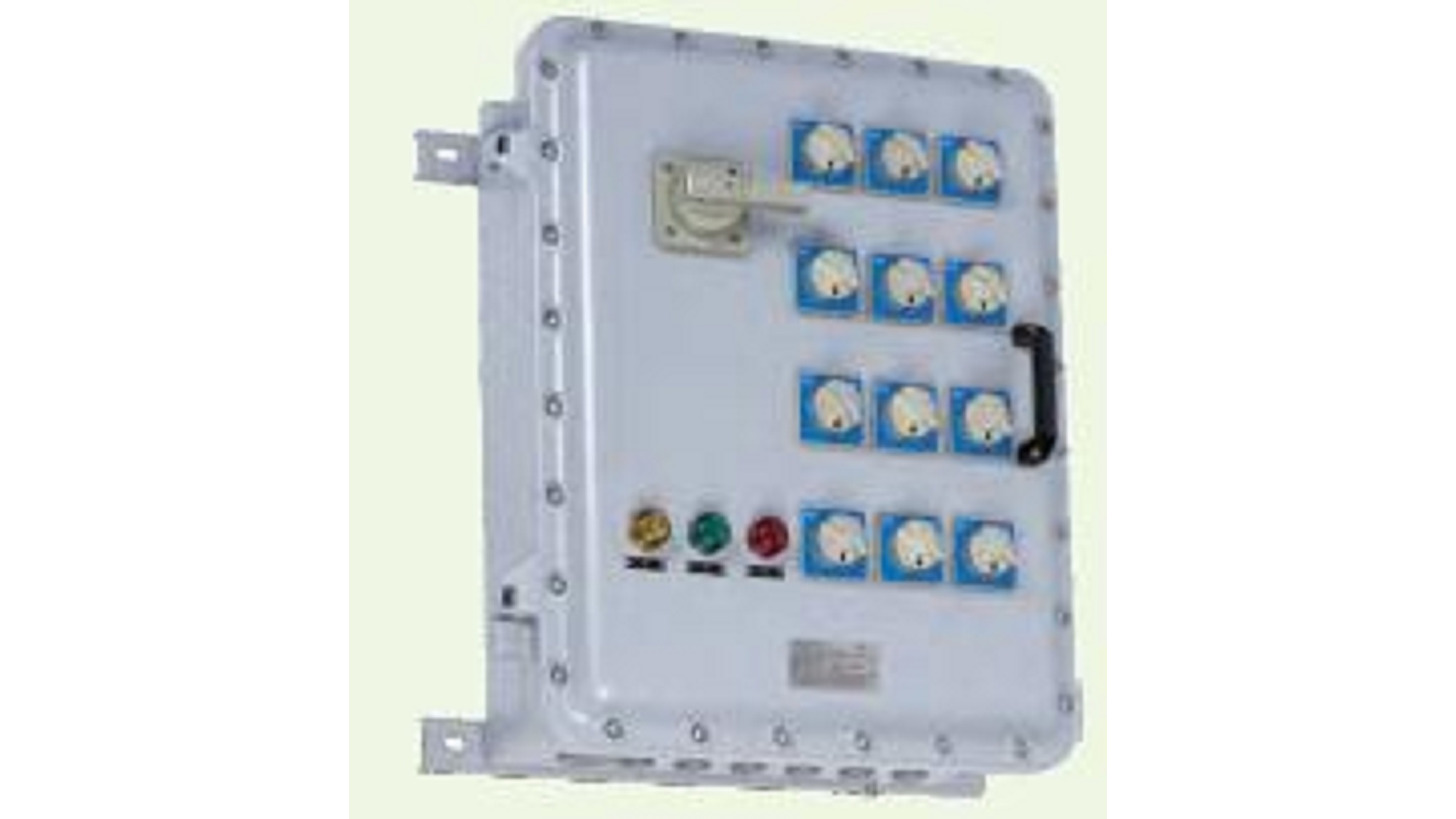 Logo Explosion-proof Distribution Boxes
