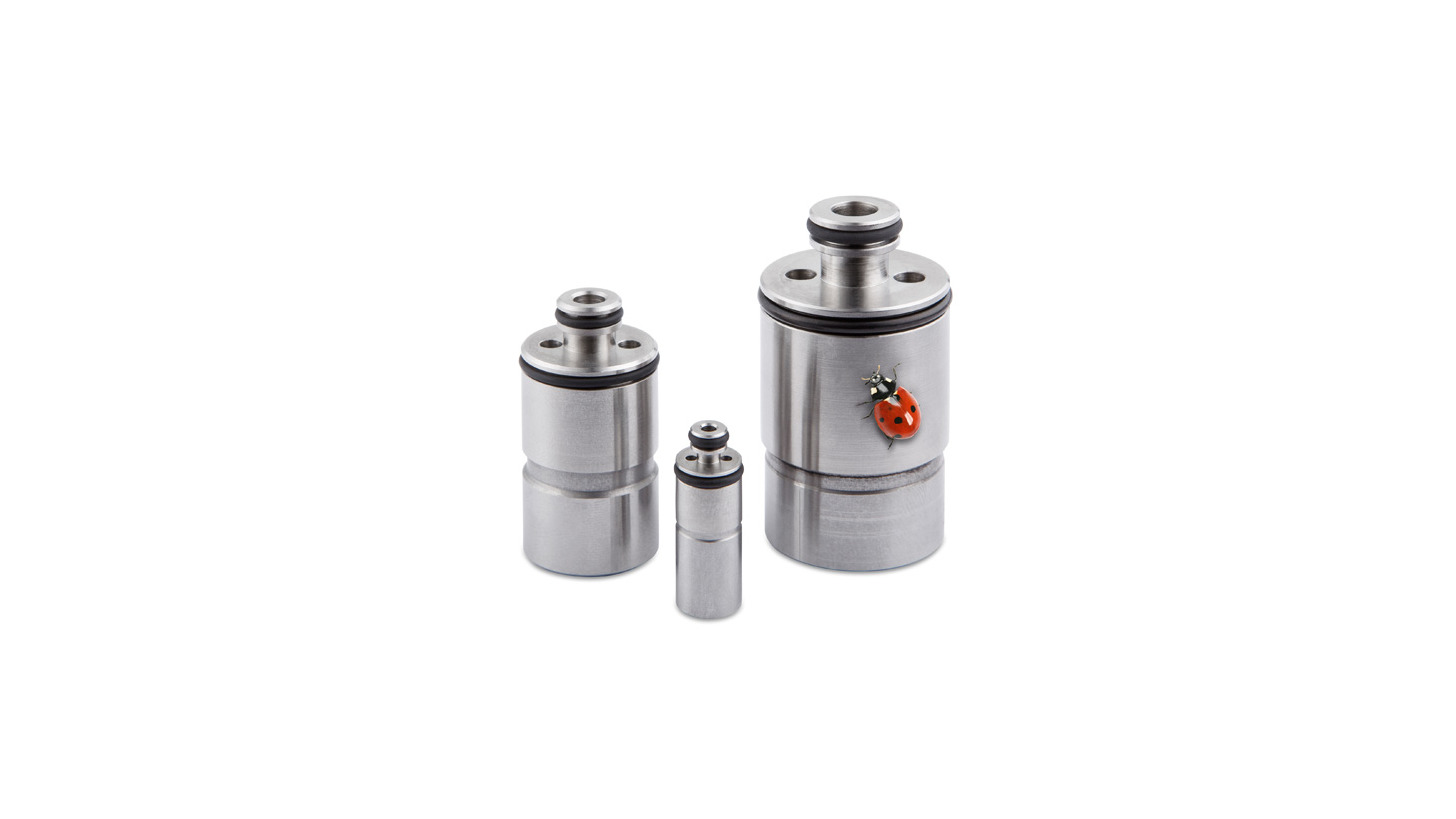 Logo Magnetic valves / fluidic blocks