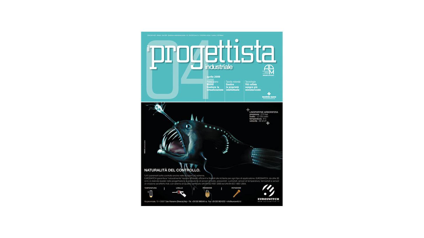 Logo IL PROGETTISTA INDUSTRIALE
