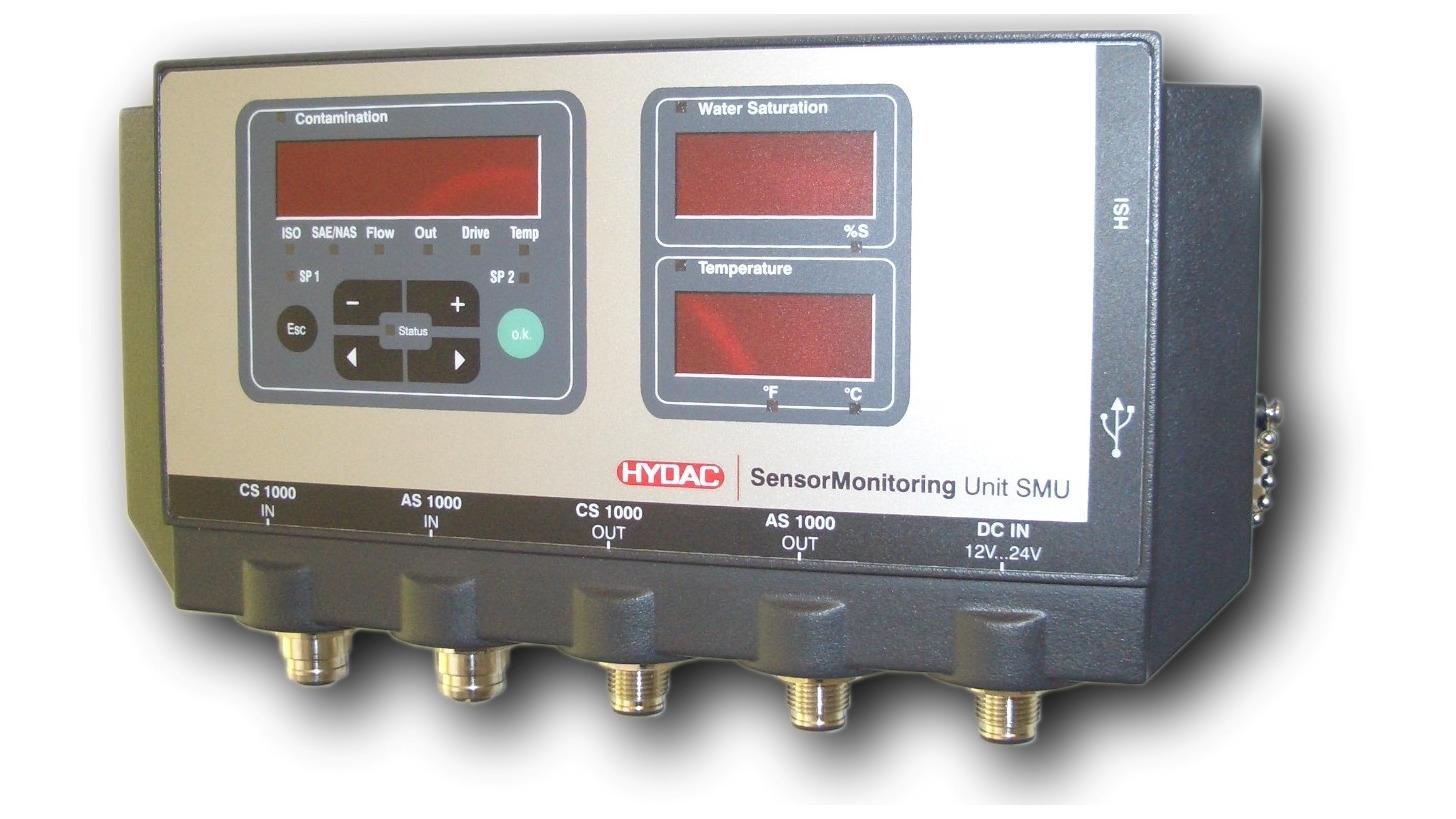 Logo SensorMonitoring Unit SMU 1200