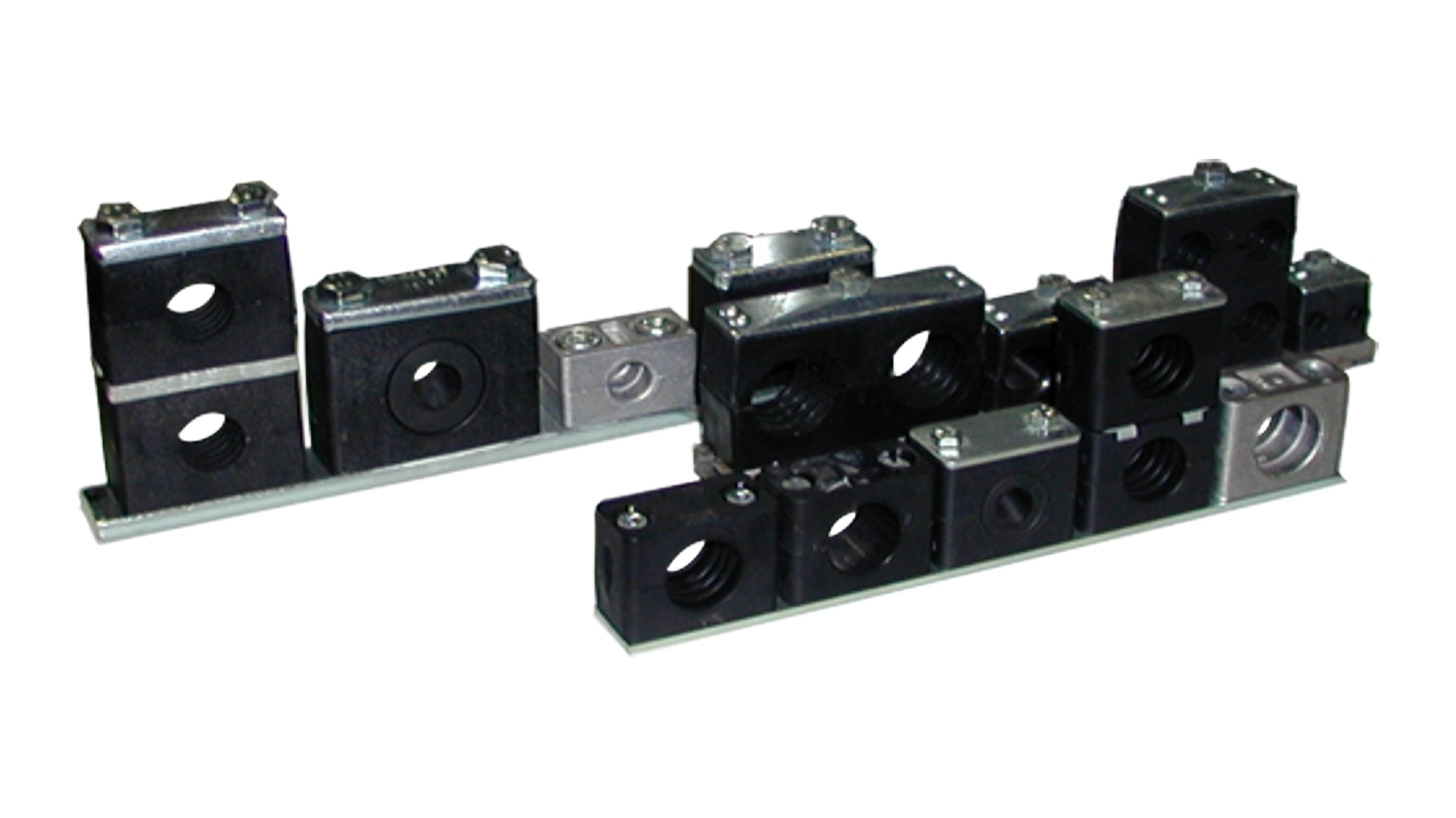Logo Clamps to DIN 3015