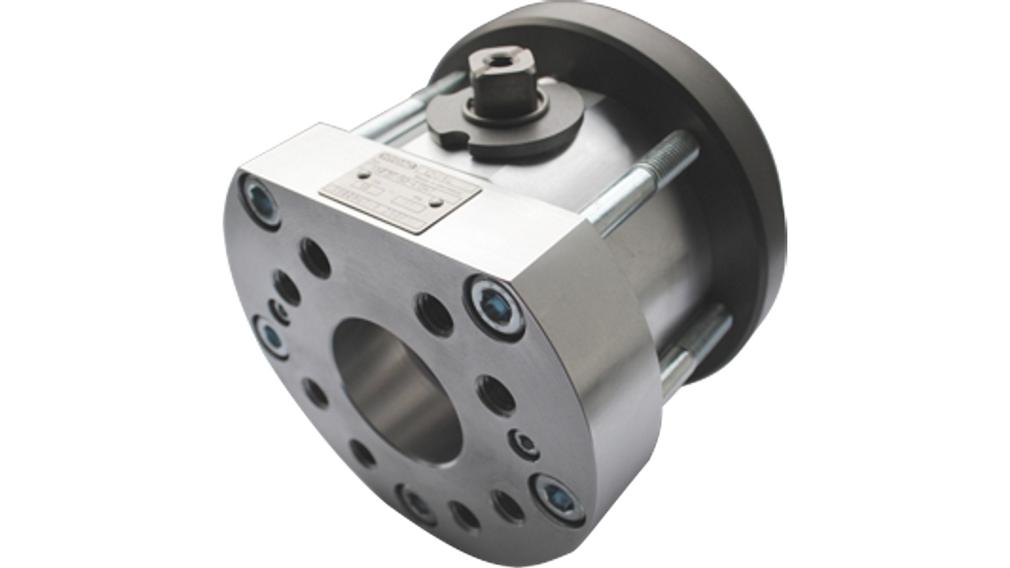 Logo 3-piece butt welding Ball Valve in alumi