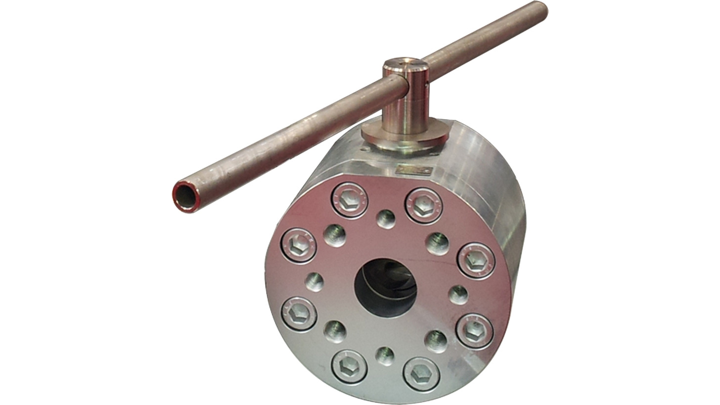 Logo ISO - Flanged Ball Valve