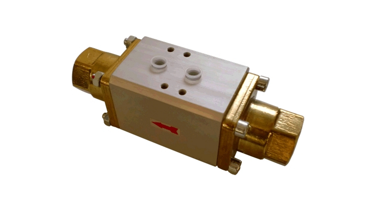 Logo Coaxial Valve pilot operated