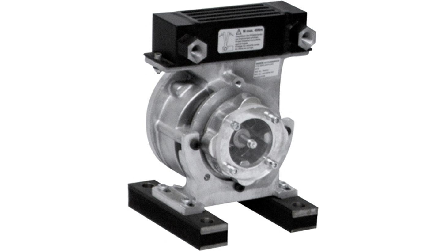Logo Elastischer Pumpenträger mit Öl-Luft-Küh