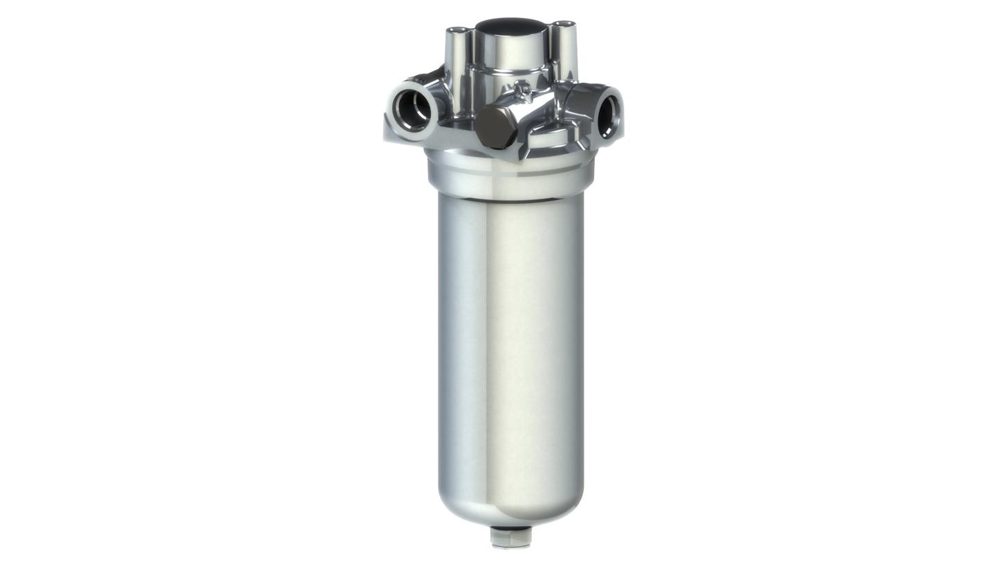 Logo Low pressure filter LPF