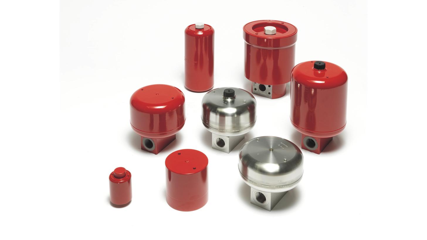 Logo HYDAC metal bellow accumulators