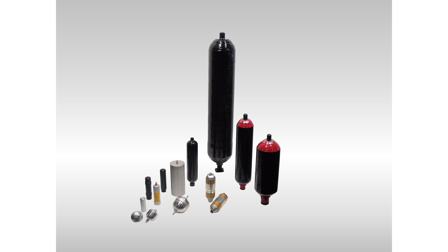 Logo HYDAC Hydraulic Accumulators - light
