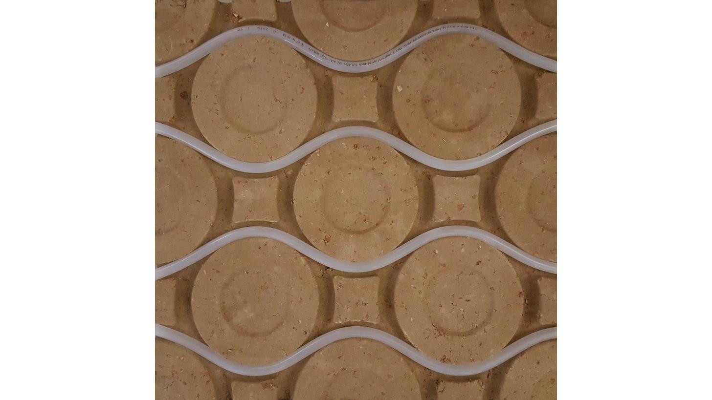 Logo Lehm-Niedertemperatur Flächenheiztechnik
