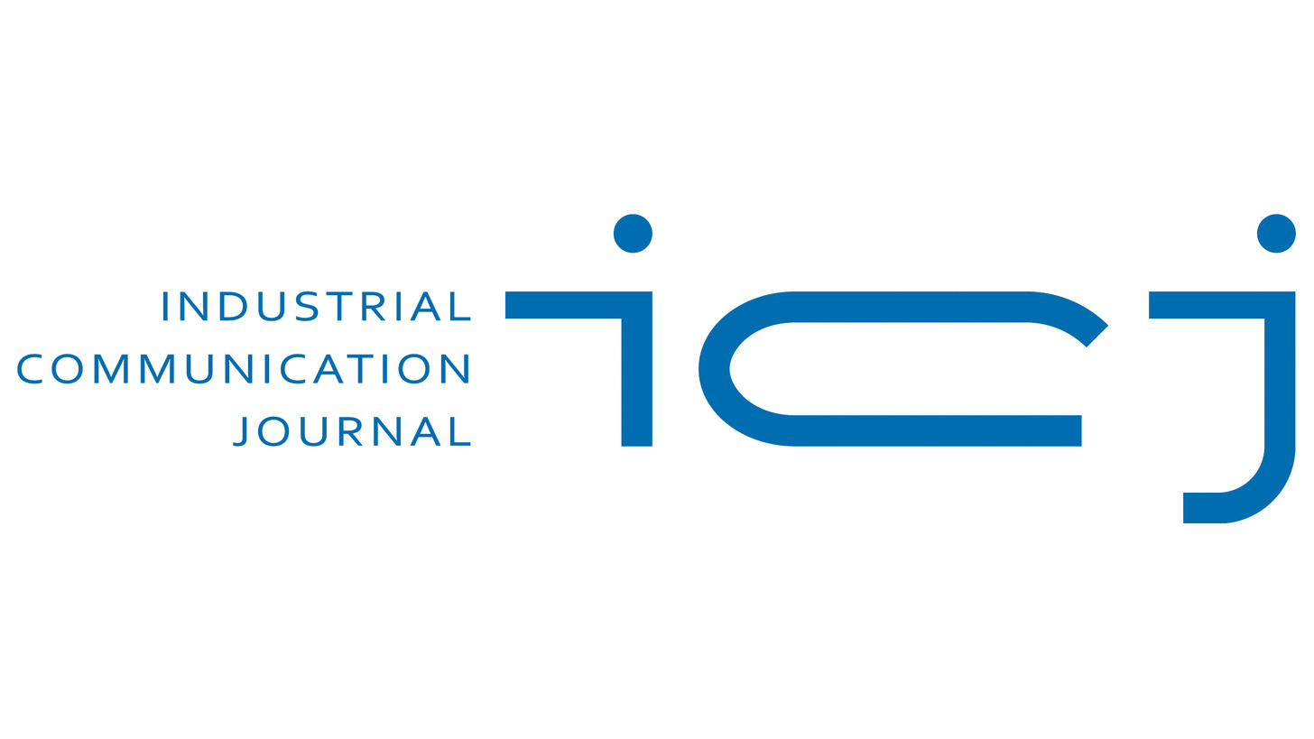 Logo INDUSTRIAL COMMUNICATION JOURNAL