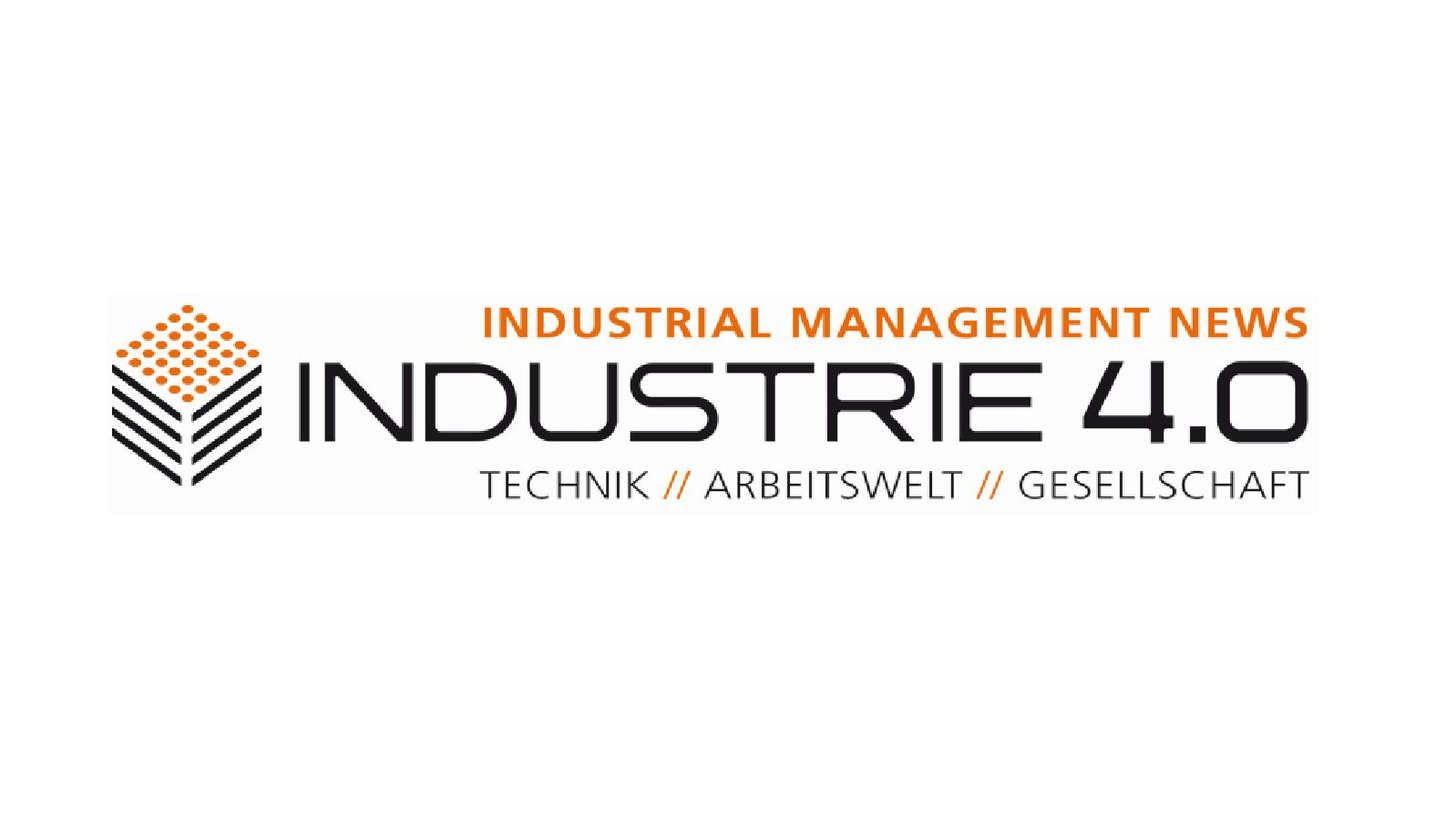 Logo INDUSTRIE 4.0-MAGAZIN