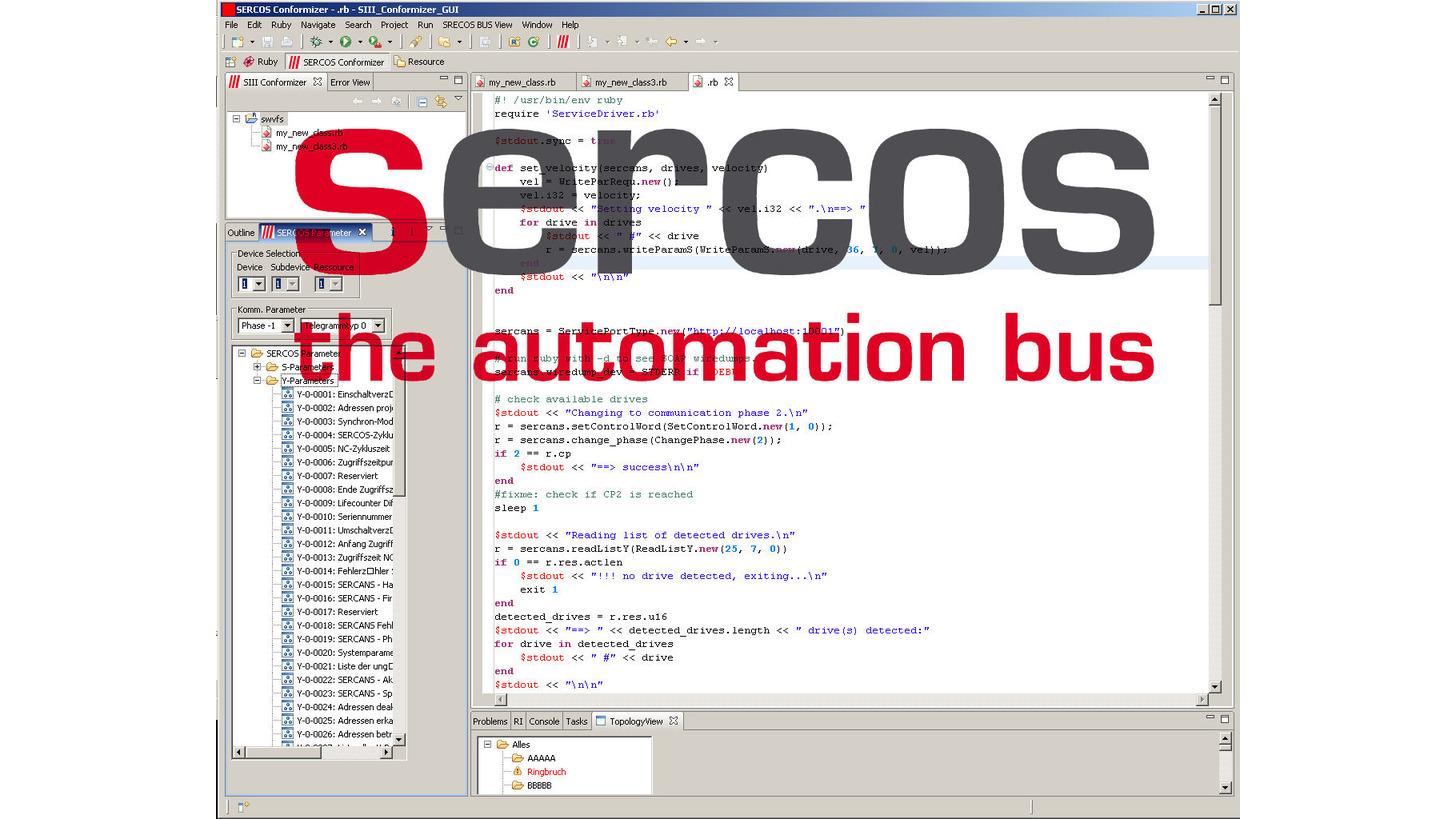 Logo Sercos Conformizer