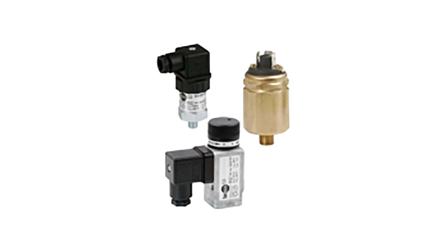 Logo Vacuum Pressure Switches