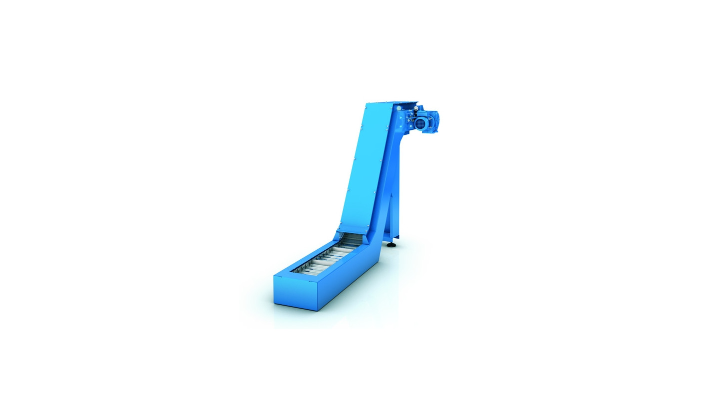 Logo Hinged Belt Conveyors