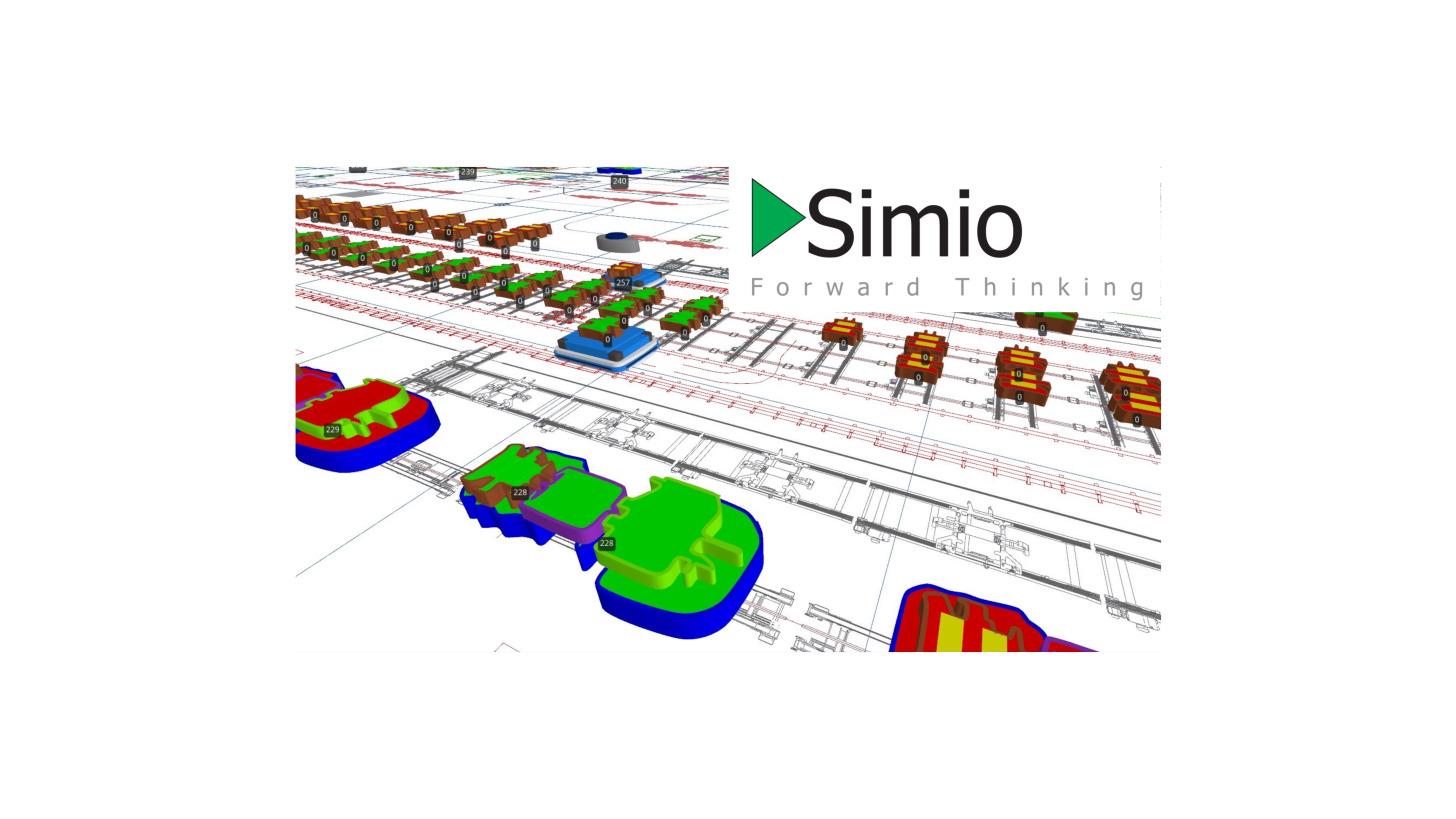 Logo Simio Simulation and Planing