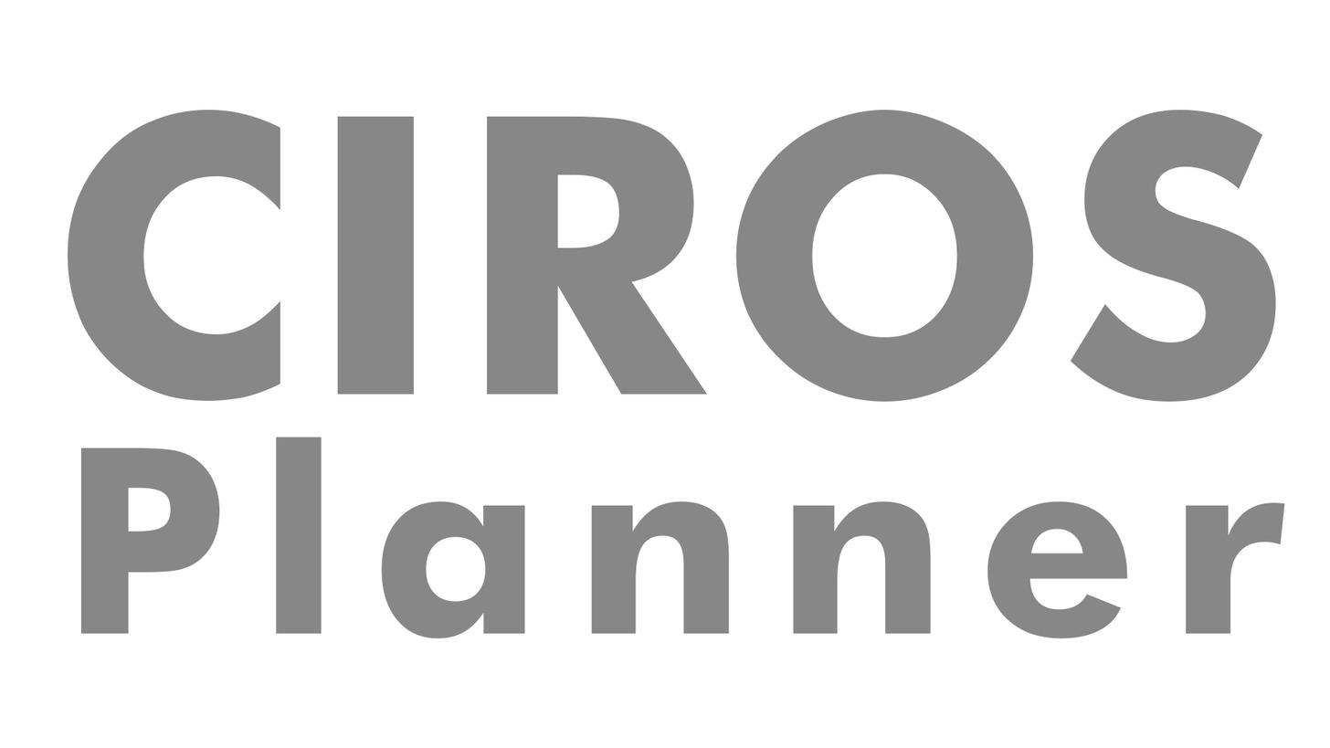 Logo CIROS Planner
