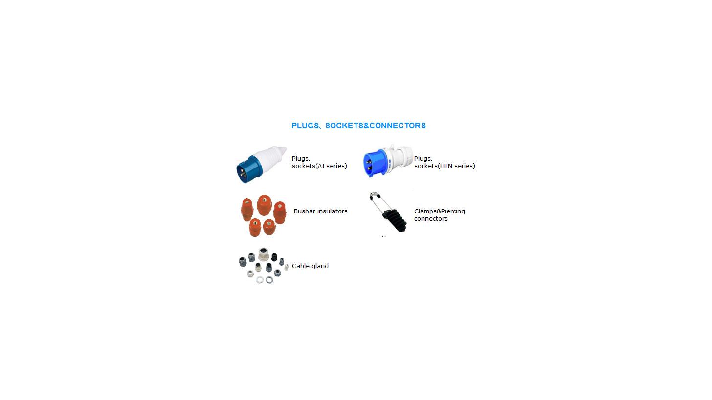 Logo INDUSTRIAL PLUGS SOCKETS & CONNECTORS