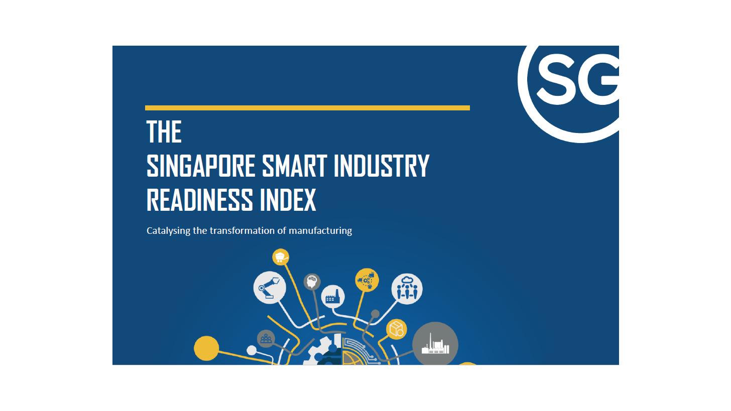 Logo Singapore Smart Industry Readiness Index