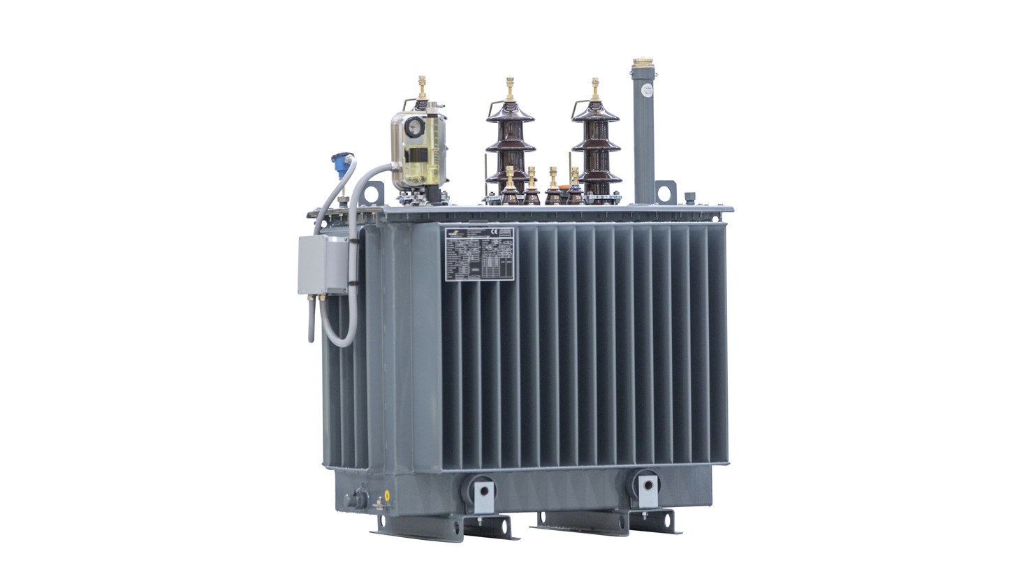 Logo OIL IMMERSED TRANSFORMERS